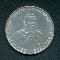 Moneda Portugal Sf (1969) 50 Escudos Km#599 (plata)
