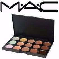 Paleta Correctores Mac 15 Tonos Maquillaje