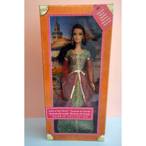 Barbie Muñecas Del Mundo Marruecos Nueva Sellada