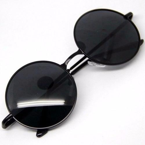c98b947ca33b3 Óculos De Sol Redondo Estilo Ozzy John Lennon Frete Rs 15,00 - R  29,90 em  Mercado Livre