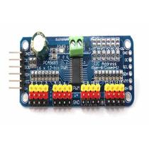 Controlador Servomotores Pwm 16ch Pca9685