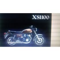 Cadena De Motor Yamaha Special Xs1100 Xj1100 1978-1983