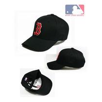 Gorra Boston Red Sox Mlb Flexfit Baseball Velcro Azu