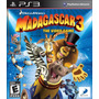 Madagascar 3 Ps3 Digital Store Sab/dom - Gorosoft -