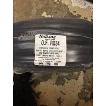 Cable Uso Rudo 2x12 600volts Indiana , Iusa , Argos