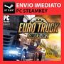 Euro Truck 2 - Steam Key Pc Original