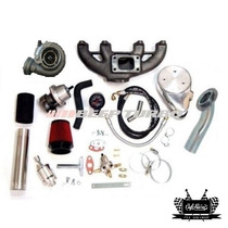 Kit Turbo Ap Carburado Monofluxo + Turbina Apl .42/.48