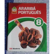 Livro Projeto Araribá Português- 8º Ano