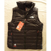 Parka North Face Sin Manga