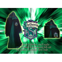 Disfraz Capa Slytherin De Harry Potter Adulto Igo Colecciona