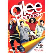 Dvd Glee Encore ( 2011 ) - Glee Cast 30 Mejores Actuaciones