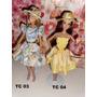 Barbie Fashionista Ropa Vestidos+accesorios+zapatos
