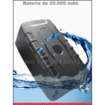 Rastreador Veicular Gsm Gps Moto Carro Caminhao 20mil Mah