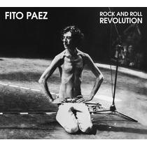 Fito Paez / Rock And Roll Revolution / Disco Cd