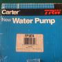 Bomba Agua Ford V-8 289-302-351 Aluminio Carter Usa. Fp-1874