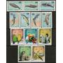 Cuba 2 Series X 12 Sellos Mint Fauna Marina = Gatos = Perros