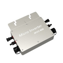 Inversor De Interconexion Exterior Cfe 600w 220v Panel Solar