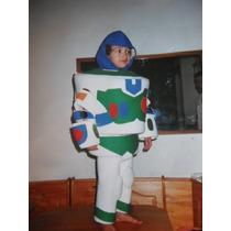 Disfraz Toy Story Buzz , Entre 4 Y 6 Años