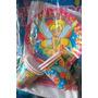 Set Mantel Vasos Platos Pony Toy Story Princesas Del Mar