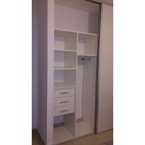 Interior Placar Melam. 18mm Color Blanco En Oferta 2,00x2,60