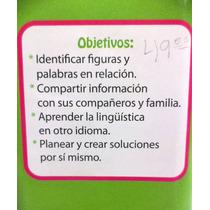 Didáctico Dominó De Frutas Y Verduras En Inglés