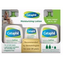 Kit 2 Loções Cetaphil 591ml + 1 Loção Cetaphil 118ml