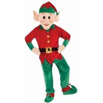 Disfraz botarga duende ayudante santa claus navidad - Disfraces de duendes de navidad ...