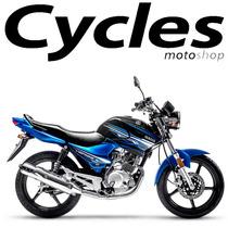 Yamaha Ybr 125 Full Anticipo Y Cuotas !!