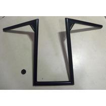 Guidon Alto M/d Morcego Custom Para Virago 250, 535, V-blade