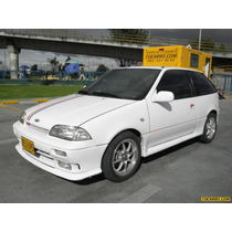 Chevrolet Swift Gti Mt 1300cc Pc