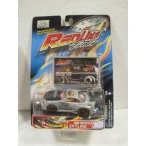 Boley Redline Tuner 2002 Nissan Skyline Gt-r Gris