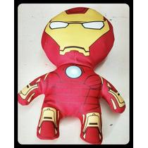 Muñecos Super Heroes - Ironman 32cm Aprox