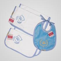 Kit Enxoval Para Bebê Babado E Fraldas Personalizados.