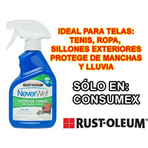 Repelente De Agua 100% Telas, Sillones, Gamuza. Neverwet