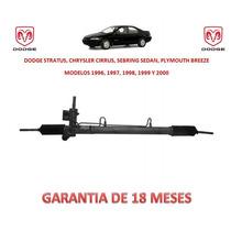 Caja Direccion Hidraulica Cremallera P/bomba Dodge Stratus