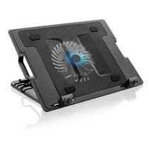 Suporte C/ Cooler P/ Notebook Até 17 Metal Multilaser Ac166