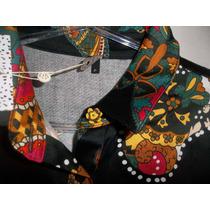 Camisa Croped Boana Farm - Tenho Zara