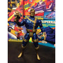 Toy Biz Cyclops Ciclope 25cm Metallic Deluxe X Men - Marvel