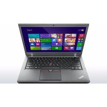 Ultrabook Lenovo T450 Core I7 5600u 8gb 1tb W8pro 14 Bndes