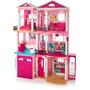 Casa Casinha De Bonecas Da Barbie Dream House