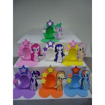 Souvenirs Porta Bombon My Little Pony Pequeño Pony Goma Eva