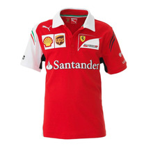 Chomba Scuderia Ferrari 2014 Team / Bajo Pedido_exkarg