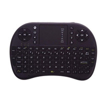 Teclado Inalámbrico Con Mousepad Para Smart Tv Android Pc