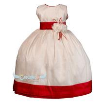 Vestido De Fiesta Niña De Lujo Exclusivo Pajecita 16-86