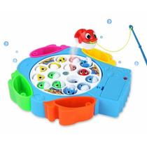 Brinquedo Pega Peixe Diversão Para Crianças