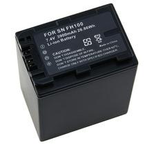 Bateria De Longa Duração P/ Sony Dcr-dvd610 Dvd608 Np-fh100