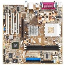 Placa Mãe Asus A7v400-mx Se Chipset Via Socket 462