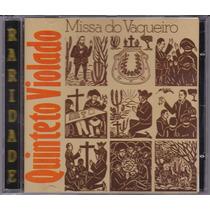 Quinteto Violado - Cd Missa Do Vaqueiro - 1976