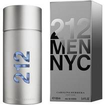 212 Men ------- Carolina Herrerra 100ml ------- Original