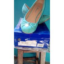 Hermosos Zapatos Femini Talla 39, Con Poco Uso